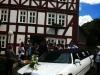 Brautwagen Windeck Limousine mieten Hochzeit Geschenk