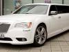 Chrysler weiss Stretchlimousine Hochzeitsauto Partylimo Olpe Gummersbach