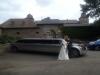 Brautpaar Fotoshooting star limo Attendorn Limousinenservice