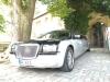 Chrysler 300C nicht weiss Stretchlimousine in Bielefeld mieten Limousinenservie
