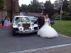 Heirat Stretchlimo Oldtimer mieten Sauerland