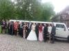 Hochzeit Limouisne Svadba Russische hochzeit  Waldbröl
