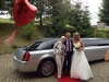 Hochzeitsauto in medebach