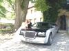 Hochzeitslimousine mieten in Wesseling bei Köln in der näähe Wuppertal Limousinenservice mit Stretchlimousinen