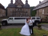 Hummer Stretchlimousine Schloss Lüdenscheid Heiraten Limousine mieten