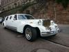 Stretchlimousine Stretch oldtimer weisse limousine mieten Bonn Köln Limousine