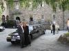 Lincoln Hochzei mieten Brautwagen