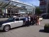 Chrysler Limousine mieten Schulabschluss Stretchlimo Siegen
