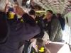 Fussball BVB Vereinsfahrt Dortmund Stadion Bus mieten Fanclub Partybus US Schoolbus