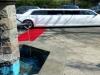 Hochzeitsauto Chrysler 300C weiss Stretchlimousine Limousinenverleih Netphen