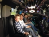 Hummer Stretchlimousine Kinder Geburtstag Siegen NRW Geburtstag mieten