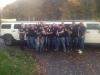 Junggesellenabschied Idee Stretchlimousine nach Düsseldorf