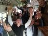 Partybus 25 Sitzplätze Junggesellenabschied Dorf Münsterland