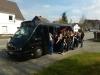Partybus Schwarz Amerikanisch Partyliner mieten Oberhausen
