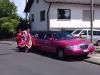 Pinke Stretchlimousine in Gummersbach Eckenhagen Limousinenverleih