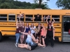 US Schoolbus Partybus gelb mieten Dortmund