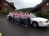 weisse Limousine mieten in Bonn bei Köln Stretchlimousine