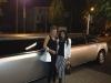 Berlin Tag und Nacht Stars im OX Freudenberg mit der Stretchlimousine von Moonshine Limousinenservice