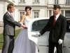 Chauffeur Hochzeit siegen.limo  Hochzeitslimousine Lincoln Stretchlimousine weisse Limousine