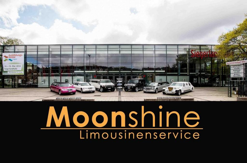 Moonshine Limo Siegen Stretchlimo Swadba Siegen Stretchlimousine mieten gummersbach olpe Limousinenservice