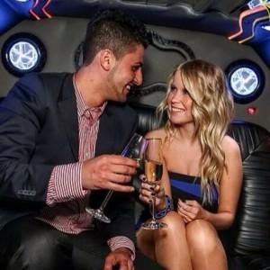 Verlobung Idee Stretchlimousine Heiratsantrag Siegen Swadba