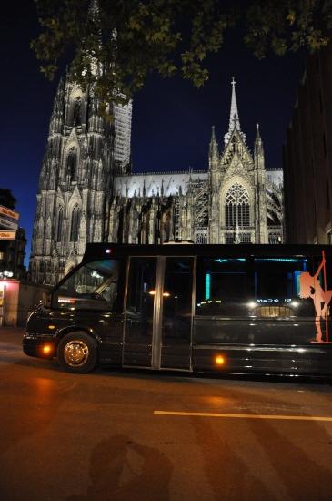Partybus Köln Dom